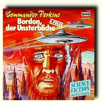 Commander Perkins Bordon, der Unsterbliche