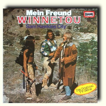 Mein Freund Winnetou (3) Sam Hawkins City