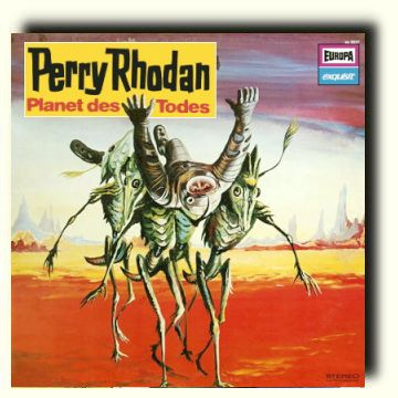 Perry Rhodan - Planet des Todes