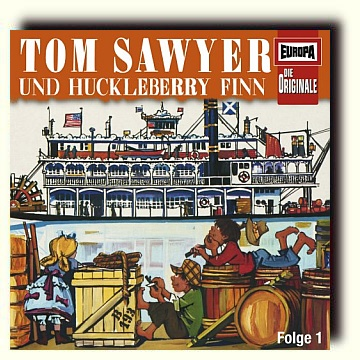 Tom Sawyer und Huckleberry Finn (1) CD